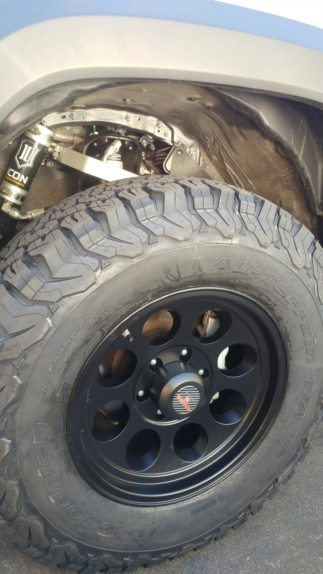 Wheels/Tires - 33s or 35s | 3rd Generation Toyota Tacomas