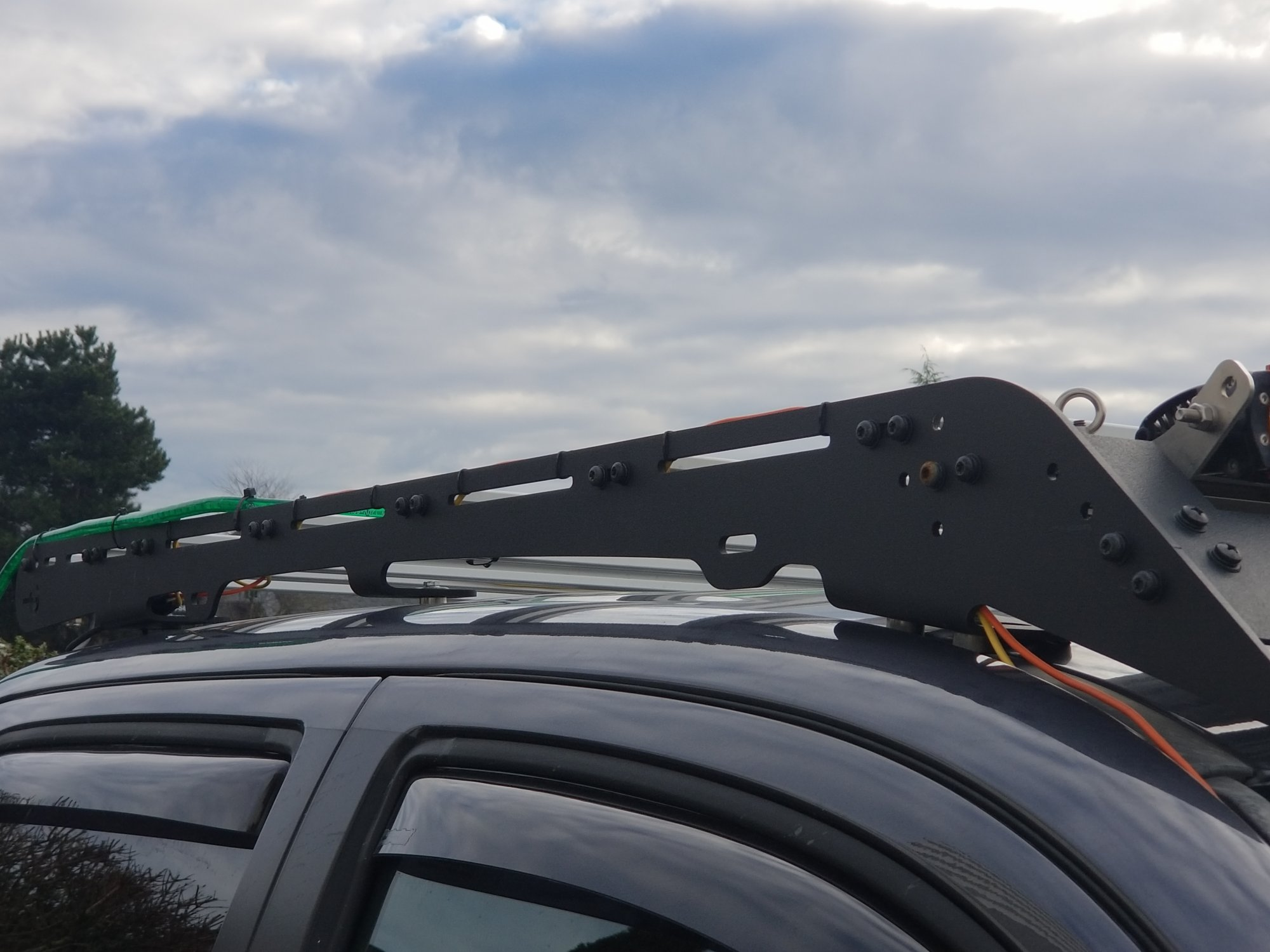 Canada - SOLD!! Prinsu designs roof rack 3rd gen tacoma | 3rd