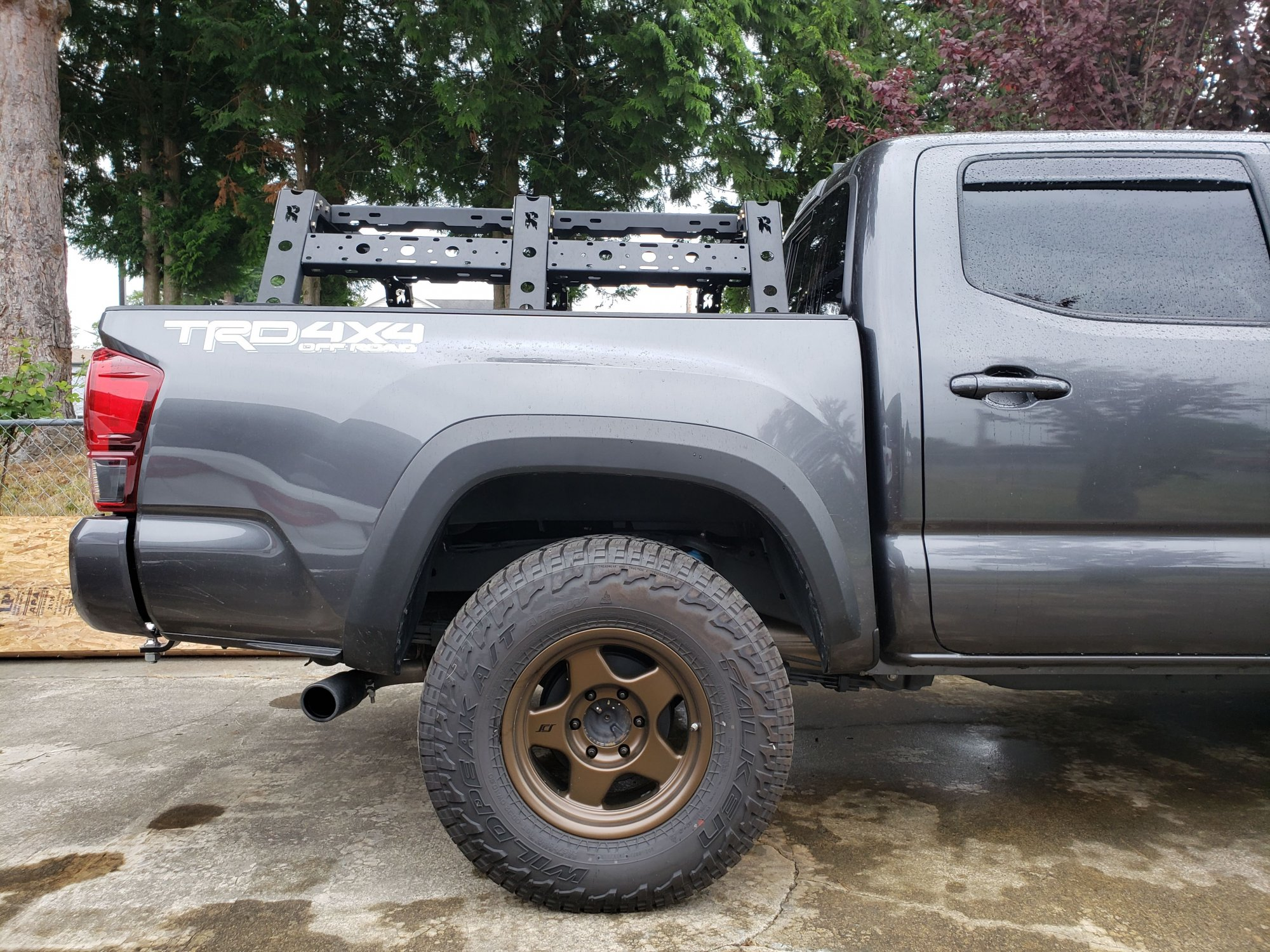 Pacific - FS: Relentless Fabrication Modular Bed Rack (Also