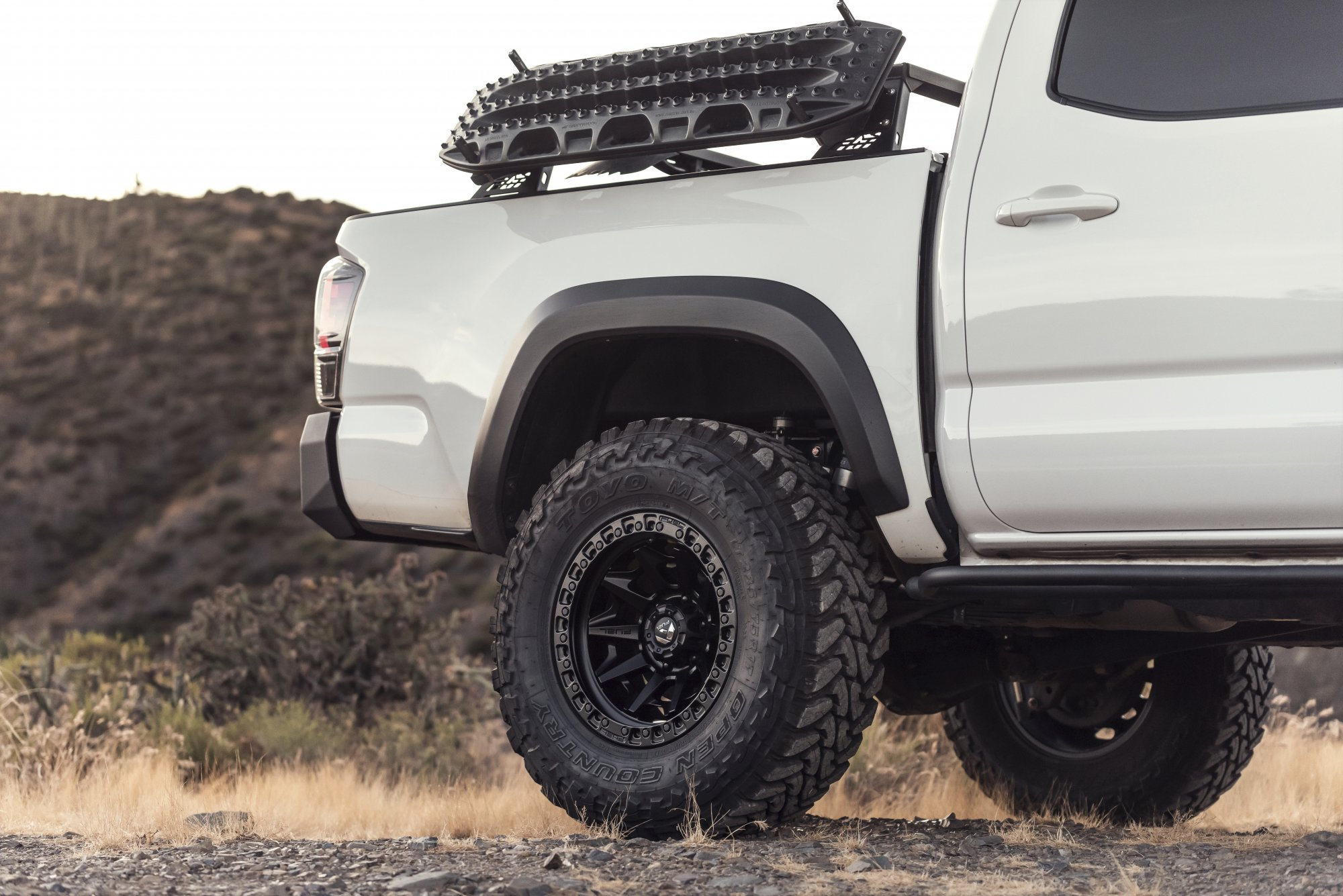 C. Covert - Toyota Tacoma - Matte Black 10.jpg