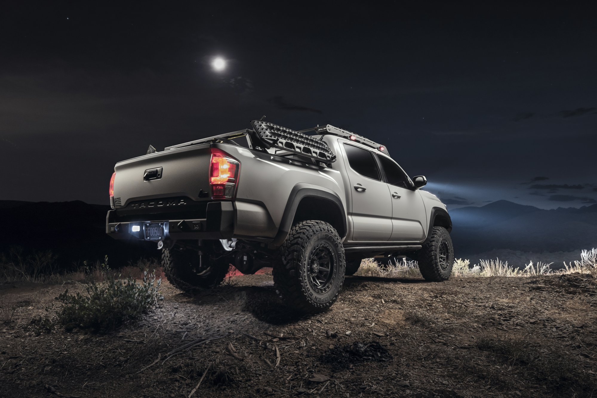 C. Covert - Toyota Tacoma - Matte Black 3.jpg
