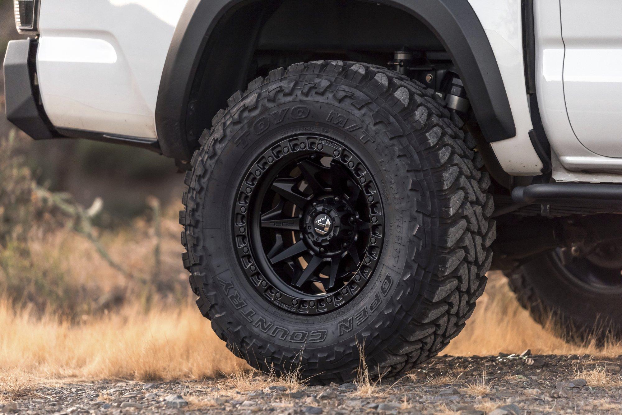 C. Covert - Toyota Tacoma - Matte Black 8.jpg