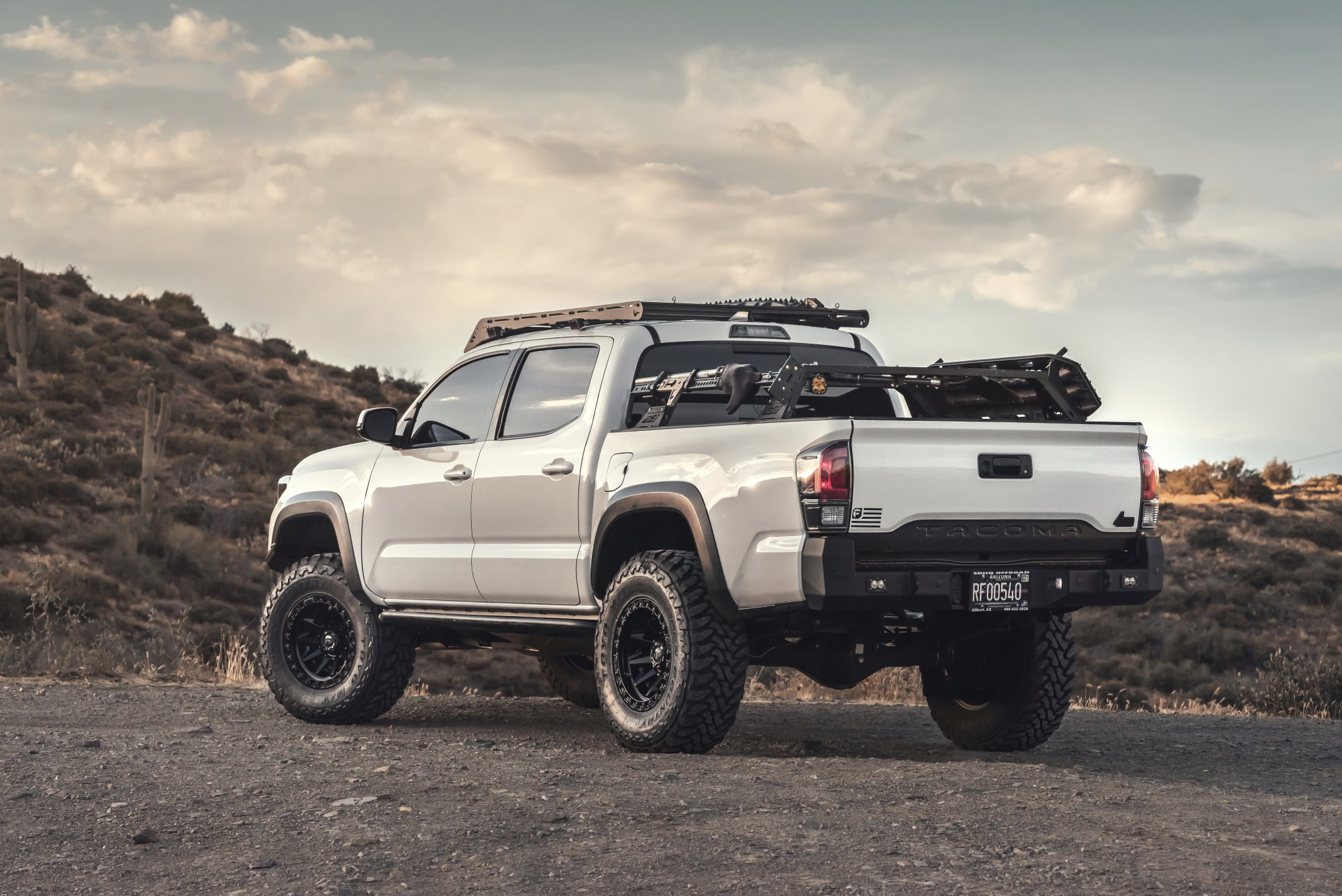 C. Covert - Toyota Tacoma - Matte Black 9.jpg